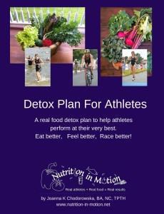 detox for athletes 2015 cover page